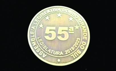 Fundação Gaúcha dos Bancos Sociais da FIERGS recebe homenagem da Assembleia Legislativa