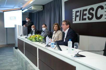 FIESC e organizações de Florianópolis lançam Banco de Alimentos